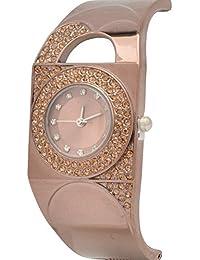 Angel Combo Of Fancy Wrist Watch And Sunglass For Women - B01FWB3K8U
