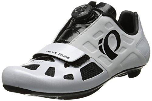 Pearl Izumi Scarpe da ciclismo M Road Elite Rd Iv Blanco 45