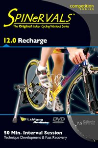 Spinervals : Cycling Workout Series ; 12.0 Recharge