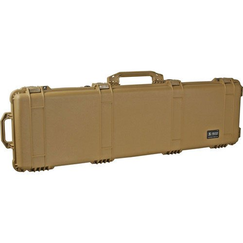 Pelican 1750 Watertight Protector Gun Case w/ Wheels & Foam