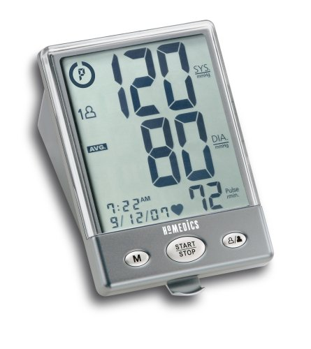 HoMedics BPA-300 TheraP Deluxe Automatic Blood Pressure Monitor with DK Technology (Homedic Blood Pressure Cuff compare prices)