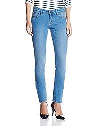 Nautica Women's Straight Jeans (NT519P103HBLU_Light Blue_6)