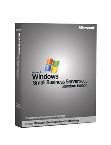 Windows Small Business Server 2003, Standard Edition