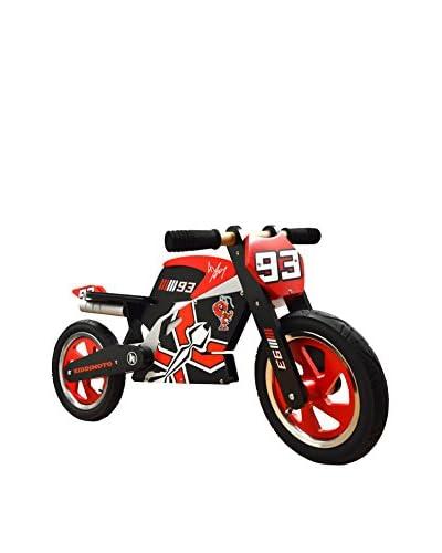 KIDDIMOTO Impulsor Heroes Superbike Marc Marquez Rojo
