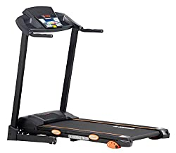 Kobo 2 H.P Motorized Treadmill / Jogger For Home Gym Cardio Fitness Ab Care Rocket King (Black)