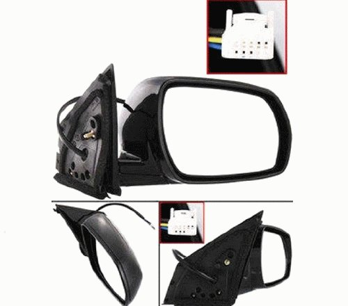 Discount Starter and Alternator 3362PR Nissan Murano Passenger Side Replacement Mirror Power Heated Manual Folding (Nissan Murano Alternator compare prices)