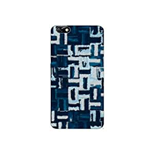 Garmor Designer Silicone Back Cover For Huawei Honor 4X