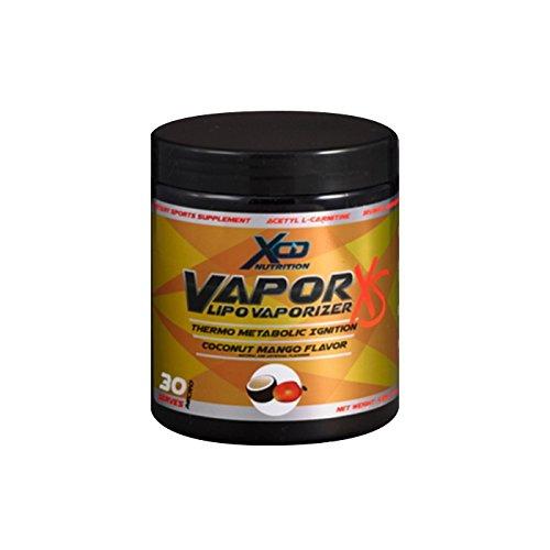 XCD Nutrition vapeur XS - 2 saveurs disponibles