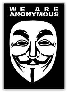 Anonymous Mask Meme We Are Anonymous V Mask Guy