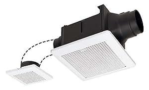 三菱電機 ダクト用換気扇 VD-10ZFC9 天井埋込形 低騒音2部屋換気用