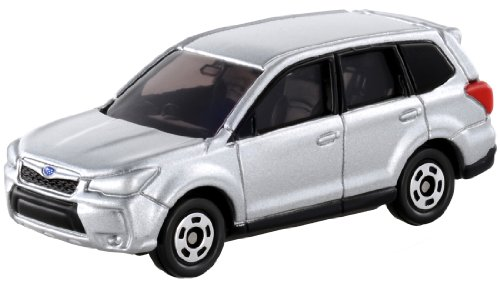Tomica No.112 Subaru Forester box - 1