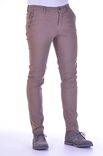 Yan Simmon - Pantalone Uomo Slim Beige 54