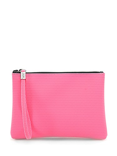 POCHETTE GUM BY GIANNI CHIARINI CON POLSIERA COLOUR BUBBLE M - Made in Italy