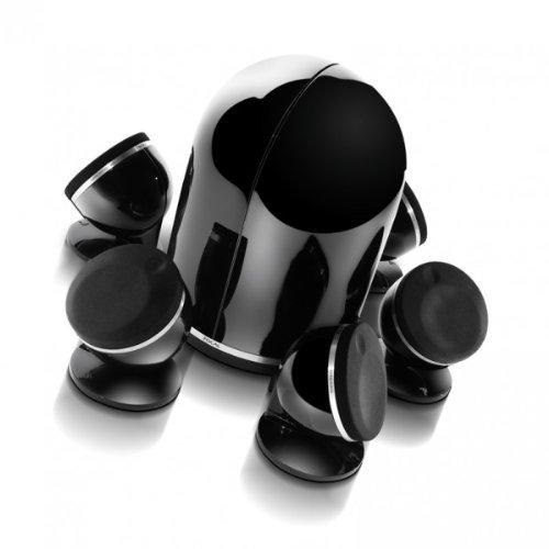 Focal - Dôme 5.1 - 5.1 Speaker System - Black