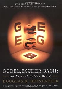 "Cover of ""Gödel, Escher, Bach: An Eternal..."