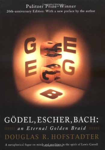 Title: Gdel, Escher, Bach: An Eternal Golden Braid