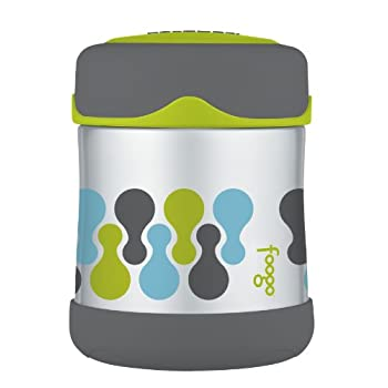 Set A Shopping Price Drop Alert For Thermos Foogo Leak Proof Stainless Steel Food Jar, Tripoli, 10 Ounce