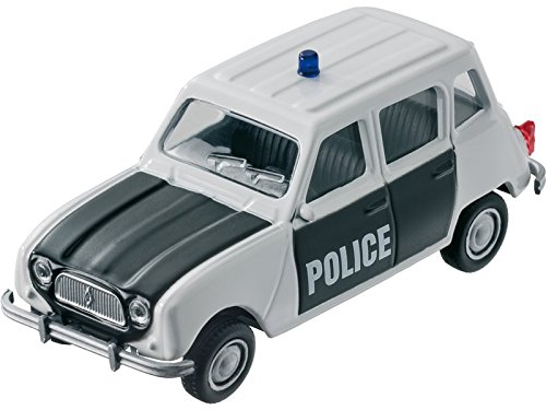 MONDO Diecast 1:43 Vintage Security Police Renault 4L 53189