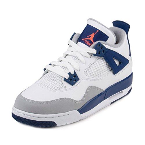 Nike Bambina Air Jordan 4 Retro Gg scarpe da corsa multicolore Size: 38 1/2