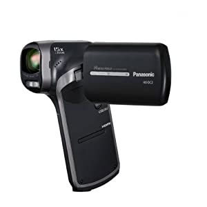 Panasonic Hx-Dc2 High Definition Camcorder - Slate Grey