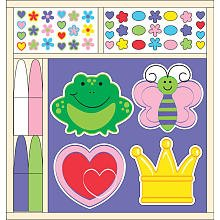 Melissa & Doug 4249 Create Your Own Storybook (4-Pack)