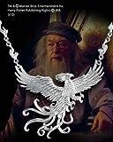 The Phoenix Pendant. Harry Potter Noble Collection.