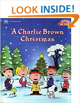 Charlie brown and friends book
