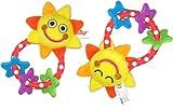Sassy スターズ & サン ・ ラトル   Stars & Sun Rattle Fun