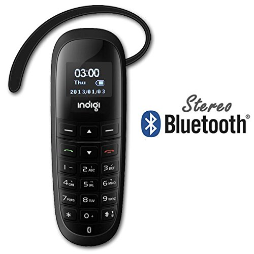 Bluetooth Headset With Caller Id