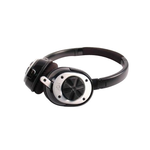 Nox Audio Specialist Gaming Headset (Black) for listening to music on your iPod and iPhone as well as gaming, Xbox 360 and Sony PS3; Skype or chatting on your PC.