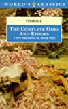 The Complete Odes and Epodes (World's Classics) (0192832468) by Horace