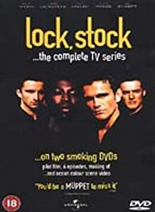 Lock, Stock... The Complete TV Series [DVD] [2000]