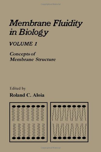 Membrane Fluidity In Biology, Vol. 1: Concepts Of Membrane Structure