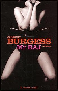 Mister Raj : roman, Burgess, Anthony