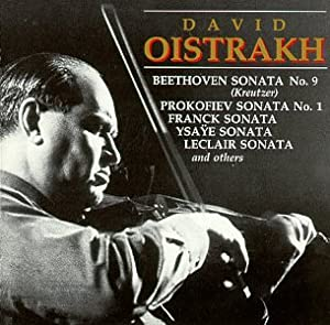 Oistrakh in Recital