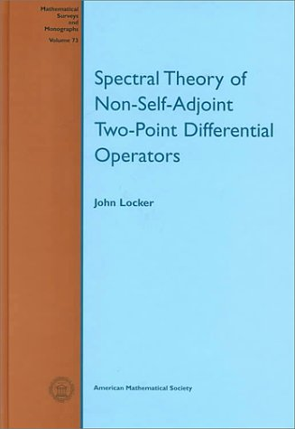 Spectral Theory of Non-Self-Adjoint Two-Point Differential Operators (Mathematical Surveys and Monographs)
