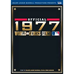 Official 1977 World Series Film