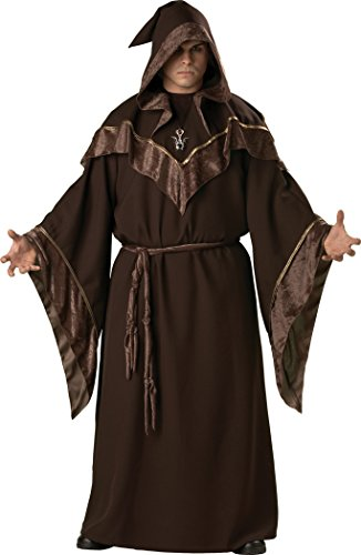 InCharacter Costumes Women's Plus Size Mystic Sorcerer Costume