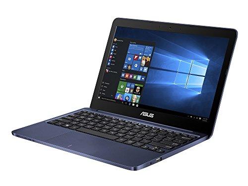 ASUS ノートブック E200HA ダークブルー ( WIN 10 64Bit / Atom x5-Z8300 / 11.6インチ / 1.44GHz ) E200HA-DBLUE