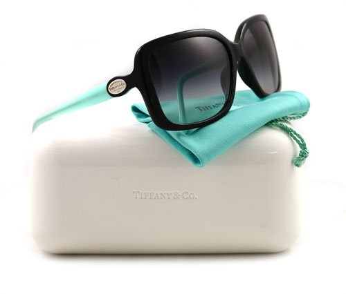 TIFFANY & CO SUNGLASSES TF 4026G 8055/3C AQUA