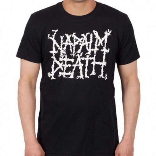 Napalm Death Logo T-Shirt