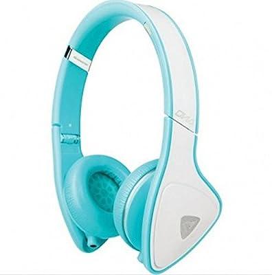 Shop BRAND NEW Monster DNA w/ Apple ControlTalk On-Ear Headband Headphones (White/Teal) - New
