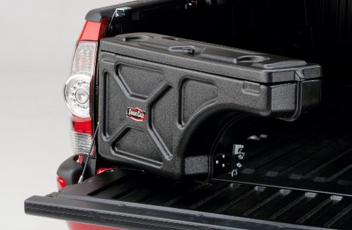 Undercover SC201D Drivers Side Black Swing Case Storage Box