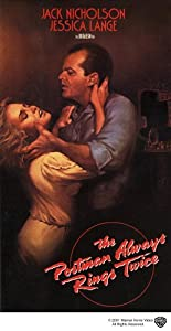 The Postman Always Rings Twice [VHS]