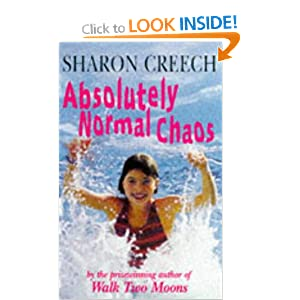 absolutely normal chaos book report Literature circle guide to absolutely normal chaos by sharon creech  book summary mary lou finney is less than excited about her assignment to.