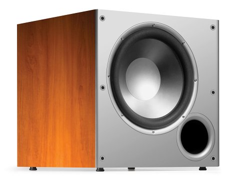 Polk Audio Psw10 10-Inch Powered Subwoofer (Single, Cherry)