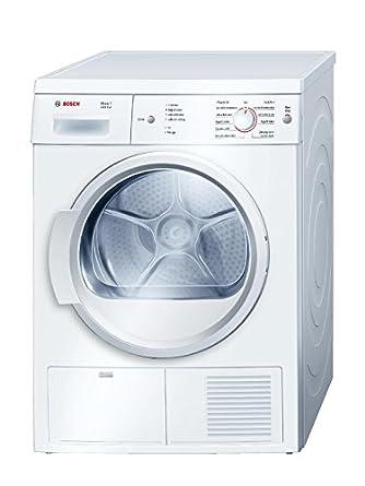 Bosch WTE86103 Sèche-linge Condensation Blanc