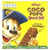 Kellogg's Coco Pops Snack Bar 6 X 20G