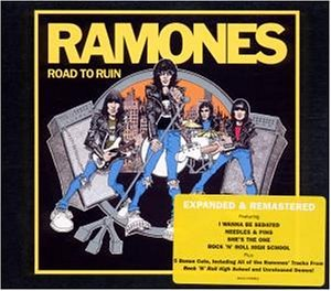 The Ramones - Road to Ruin(Expanded & Remastered) - Zortam Music