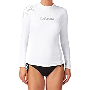 Veste lycra manches longues Taninges Oxbow - Blanc